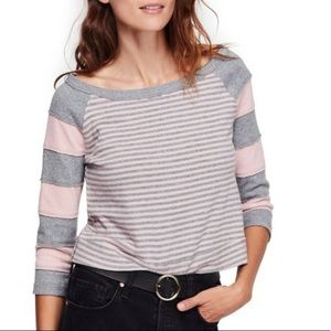 Free People First Mate Tee NWT